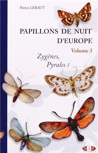 Papillons de nuit d'Europe : Volume ...