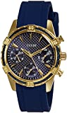 Guess Damen-Armbanduhr Chronograph Quarz Silikon W0562L2
