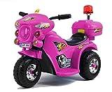 Kindermotorrad Elektromotorrad Kinder Elektro Motorrad Kinderfahrzeug NEU (Pink)