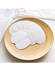 StillCool 50pcs aisselles sueur des aisselles Transpiration Pads Bouclier Absorbant Idéal pour absorber la sueur sous les aisselles