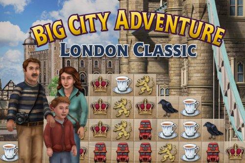 Big City Adventure London Classic