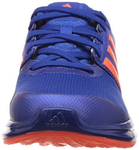 adidas Supernova Glide 7 Unisex-Kinder Laufschuhe Blau (K Blue/Soran)