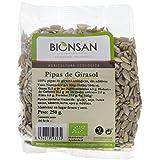 Bionsan Pipas de Girasol - 6 Paquetes de 250 gr - Total: 1500 gr