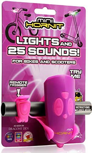 Hornit Hornit-25 Sounds Mini Purple, Color Magenta (H2651)