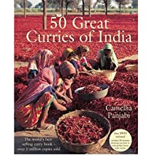 [50 GREAT CURRIES OF INDIA] by (Author)Panjabi, Camellia on Sep-04-08