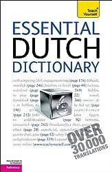 Essential Dutch Dictionary: A Teach Yourself Guide by Gerdi Quist (2010-10-12)
