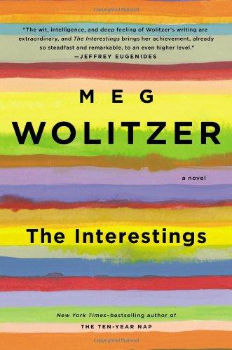 Buchseite und Rezensionen zu 'The Interestings: A Novel' von Meg Wolitzer