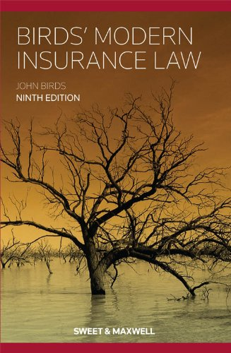 Birds' Modern Insurance Law (English Edition)