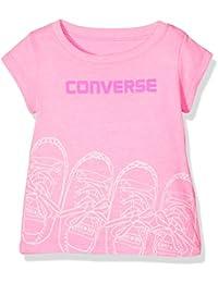 Converse Baby Girls' Kicks Tee T-Shirt