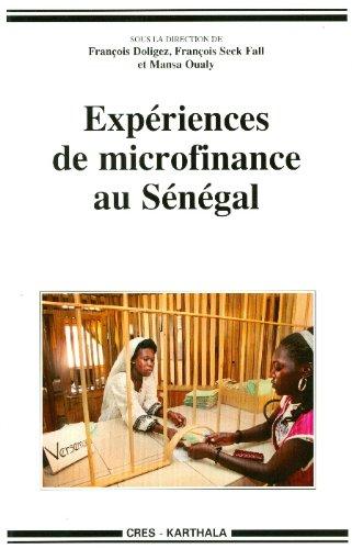 Expériences de microfinance au Sénégal