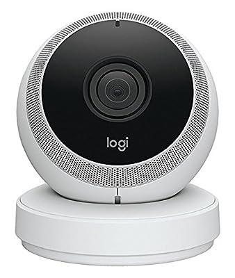 Logitech Circle Caméra Vidéo de Sécurité