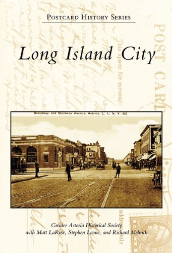 Long Island City (Postcard History Series) - East Berlin Pa