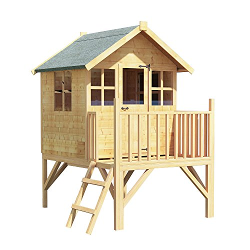 4x4 BillyOh Bunny Max Tower Childrens Wooden Playhouse