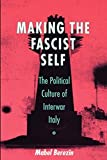 Making the Fascist Self: Privatizing the Russian Economy: Political Culture of Interwar Italy (The Wilder House Series in Politics, History & Culture) by Mabel Berezin (2000-09-05)