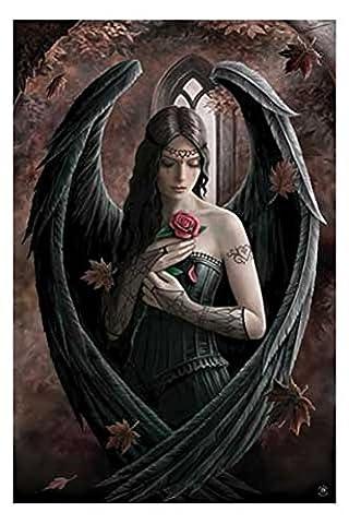 Anne stokes empire poster angel rose pas de cadre