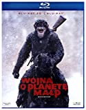 War for the Planet of the Apes [Blu-Ray]+[Blu-Ray 3D] [Region B] (English audio. English subtitles)