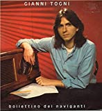 "Gianni Togni - Bollettino Dei Naviganti (ITA 1982 Paradiso, CGD PRD 20307) LP 12 / EX"""