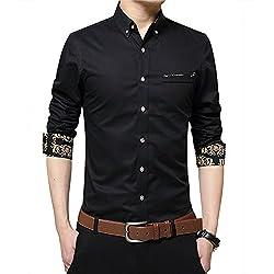 Kuson Camisa Hombre de...