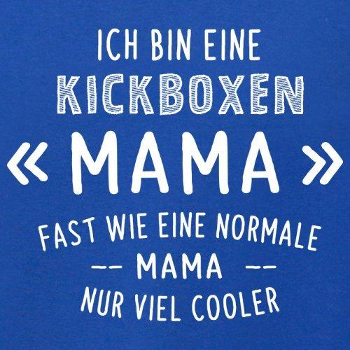 Ich bin eine Kickboxen Mama - Herren T-Shirt - 13 Farben Royalblau
