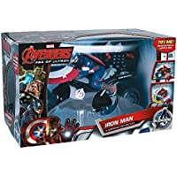 MTW Toys 20733 – Marvel Avengers – Captain America RC U de ...