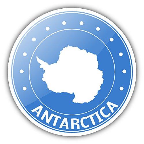 antarctica-map-glossy-car-decor-vinyl-sticker-12-x-12-cm