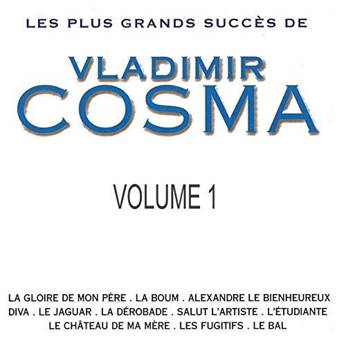 Les plus grands succès de Vladimir Cosma, vol. 1