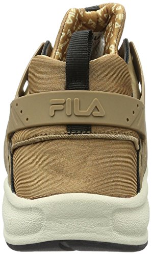 Fila Fleetwood S Low, Sneakers basses homme Grün (TAUPE GRAY)