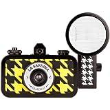 Lomography La Sardina Camera with Flash - Quadrat