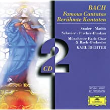 Bach, J.S.: Famous Cantatas