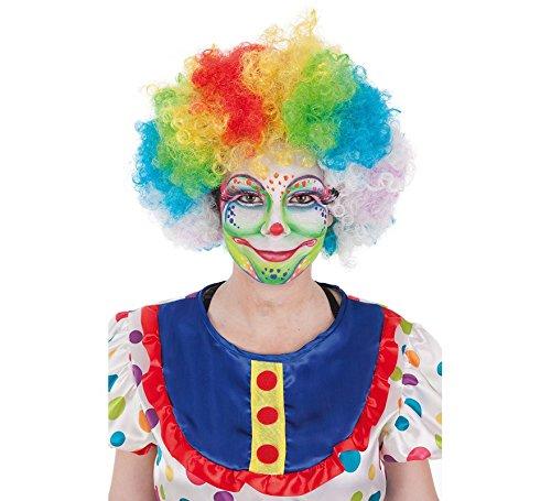 Zzcostumes LLOPIS Regenbogen Clown -