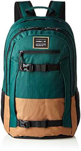 O' Neill Bm Boarder Backpack Zaino, Unisex, BM BOARDER BACKPACK, Botanical, 0