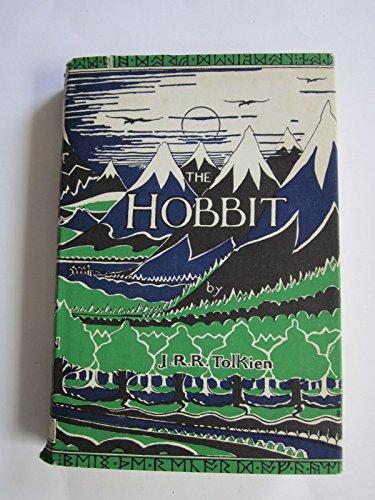 Buchseite und Rezensionen zu 'The Hobbit' von J. R. R. Tolkien