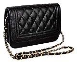 Stylische Damenhandtasche Mini Clutch Kleine Tasche Abendtasche Umhängetasche NEU