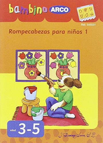 BAMBINO ARCO. Rompecabezas para niños 1