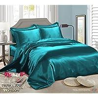 2837c69ce3 Set di biancheria da letto da 6 pezzi, con copripiumino, lenzuola abbinate,  4