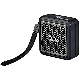 Audiovox 153540808Audio XS Mini Bluetooth Speaker–Black