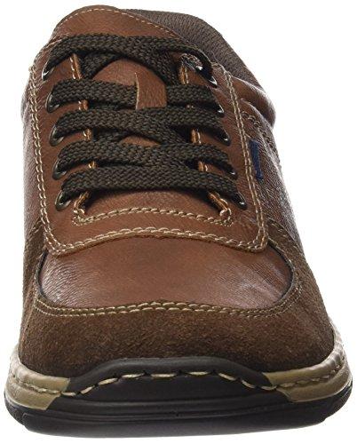Rieker Men 15224 Sneaker Brown (sigaro / Mandorla / Pacifico)
