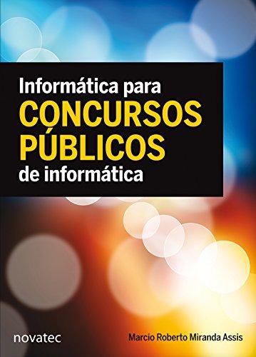Informática para Concursos Públicos de Informática (Portuguese ...
