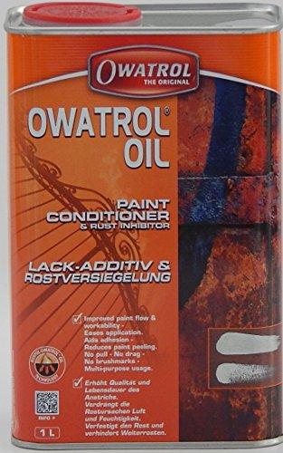 Owatrol Farbkriechöl 1 Liter Dose Test