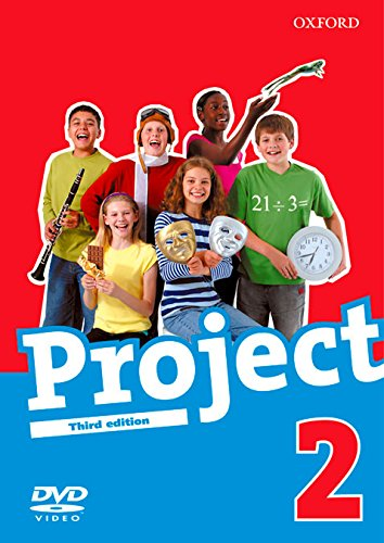 Project 2 Third Edition: Project 2: Class DVD Edition 2008: Level 2 (Project Third Edition) - 9780194763332