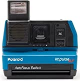 Polaroid 600 Kamera Impulse blue 4732