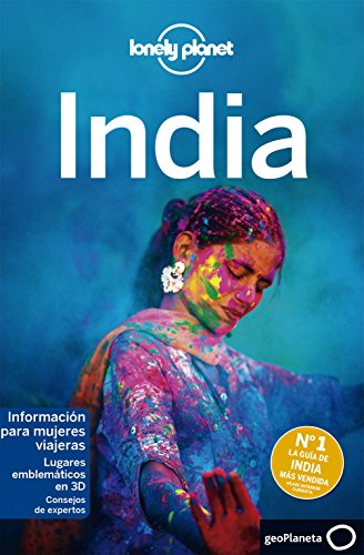 India 7 (Guías de País Lonely Planet) por Abigail Blasi