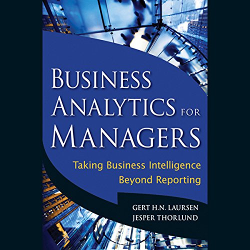 Business Analytics for Managers  Audiolibri