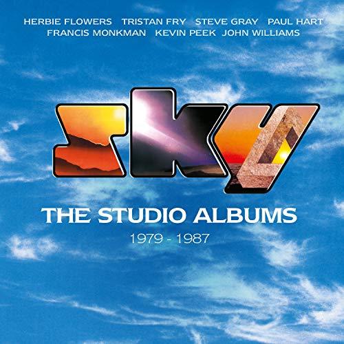 Studio Albums..-Box Set-