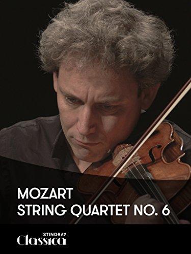 Mozart – Streichquartett C-Dur