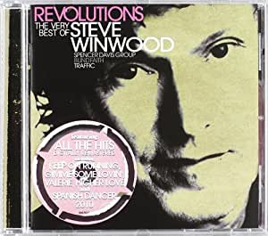 Revolutions: The Very Best Of Steve Winwood [Standard Edition]