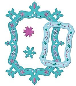 Spellbinders Frameabilities Dies, Snowflake by Spellbinders
