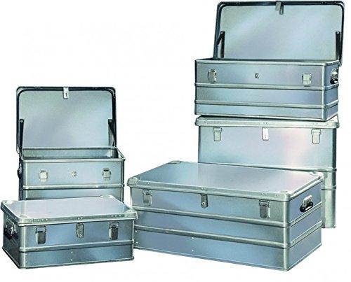 Alu-Werkzeugkiste 90er Aluminium Leichtmetall Kiste Kasten Werkzeugkoffer leicht