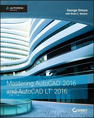 Preisvergleich Produktbild Mastering AutoCAD 2016 and AutoCAD LT 2016: Autodesk Official Press