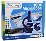 Discovery Channel 100X Microscope (36 Pieces)
